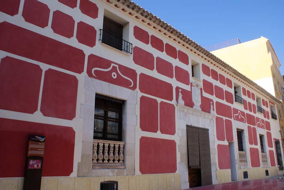 Casa Pintada. Abanilla