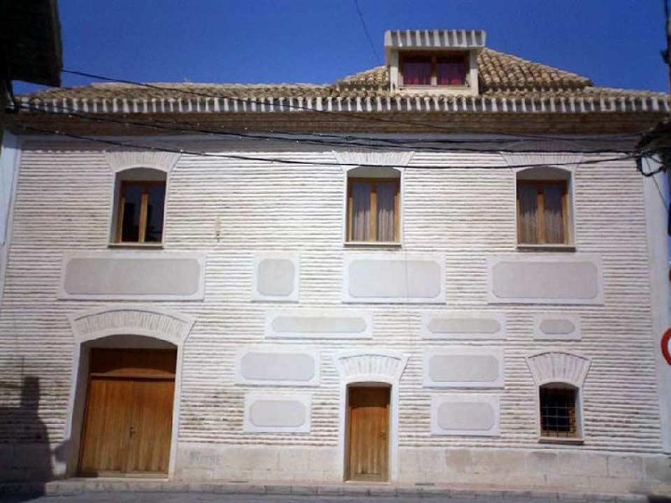 Commandancy Building