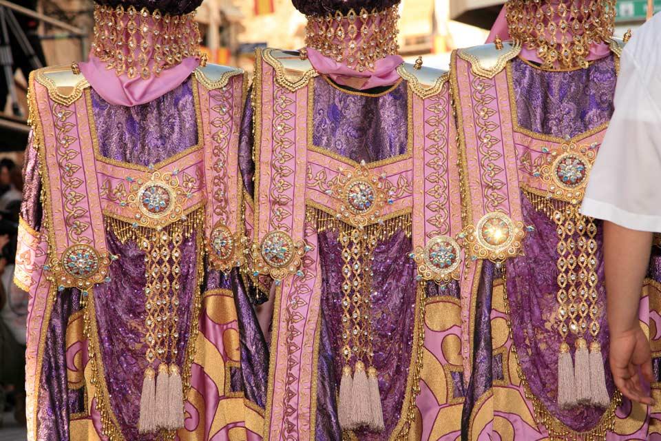 Moorish cloak