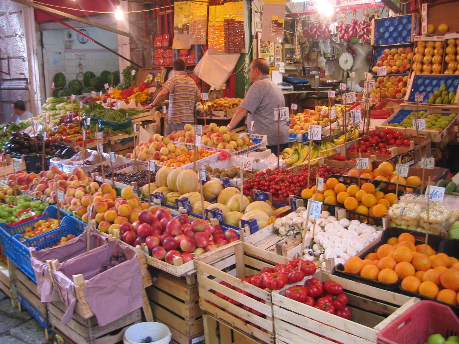 Abanilla weekly street market