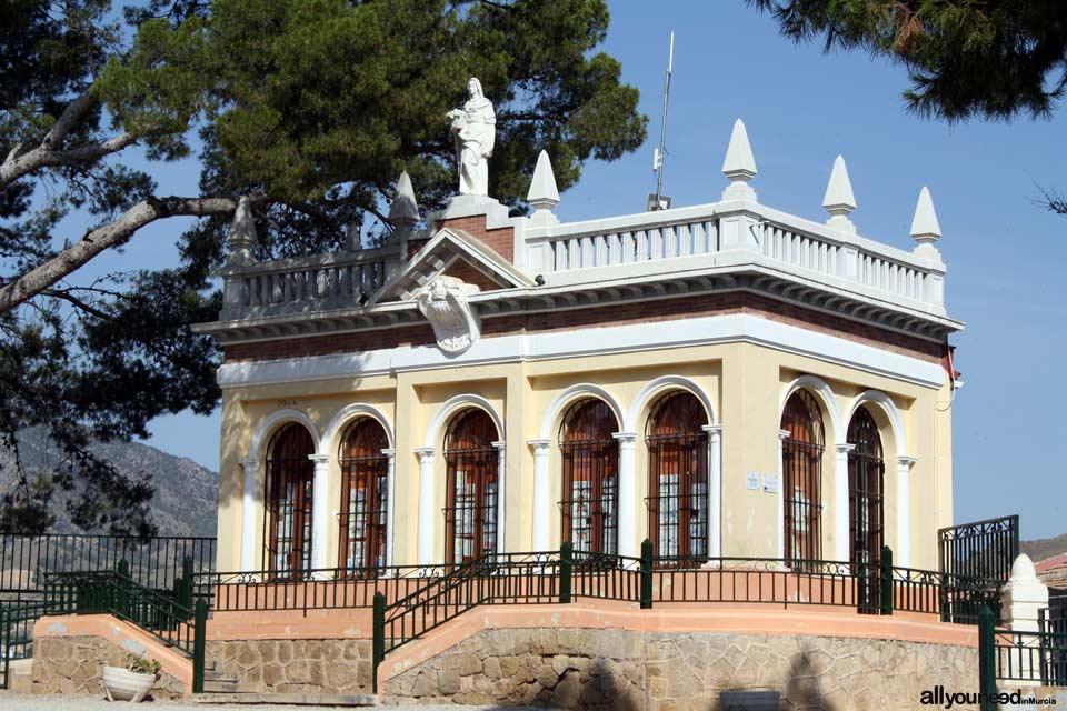 Biblioteca de la Ermita de Abarán