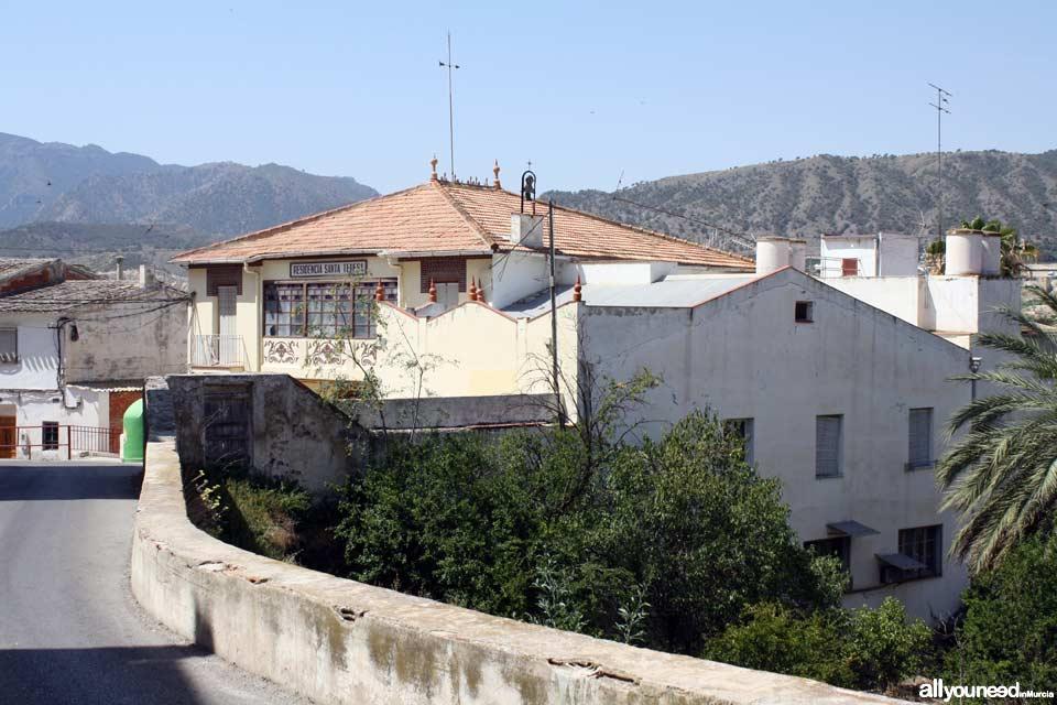 Calle Hermanas Carmelitas