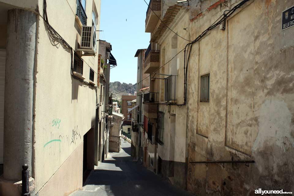 Calle Molino de la Encomienda