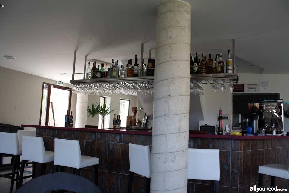 Restaurante La Parraletta en Abarán. Cocina mediterránea.