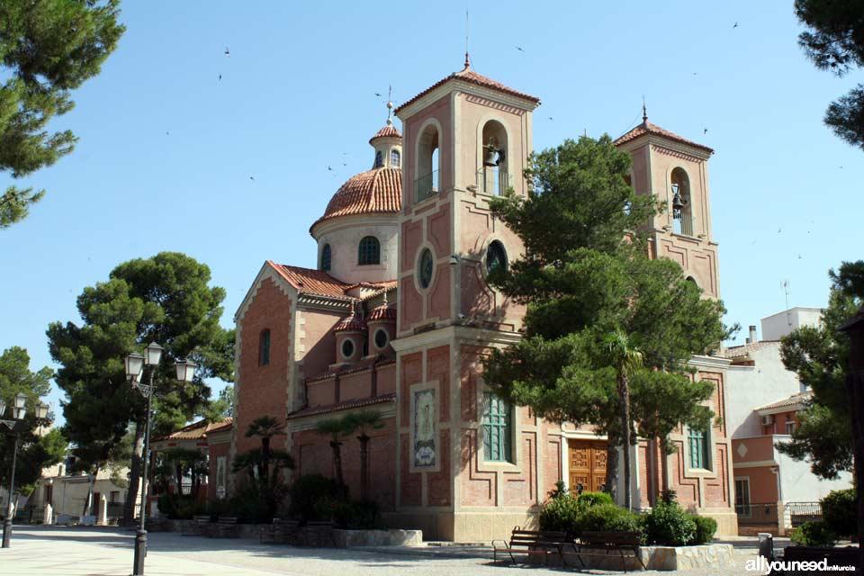 Ermita de los Santos Médicos de Abarán