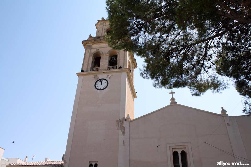 Iglesia de San Pablo de Abarán