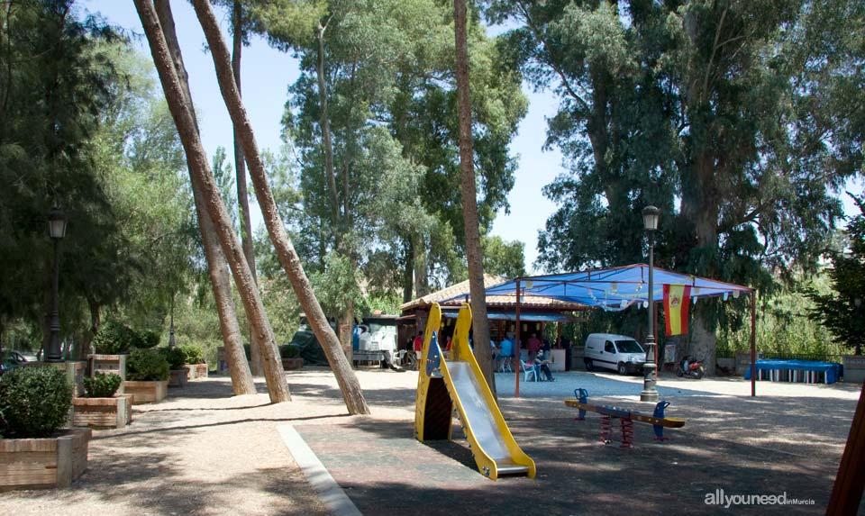 Kiosko del Parque de Abarán