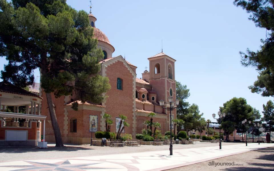 Parque de la Ermita de Abarán
