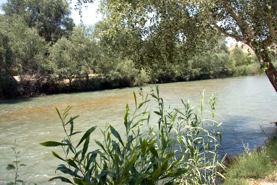 Río Segura de Abarán