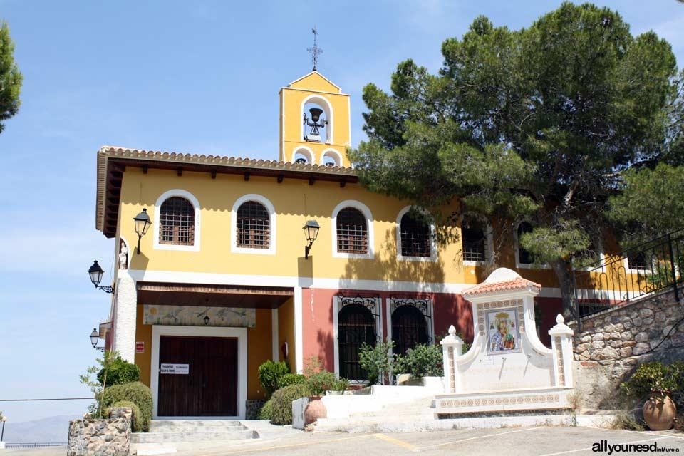 Santuario Virgen del Oro de Abarán