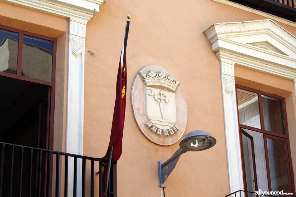 Abarán Town Hall