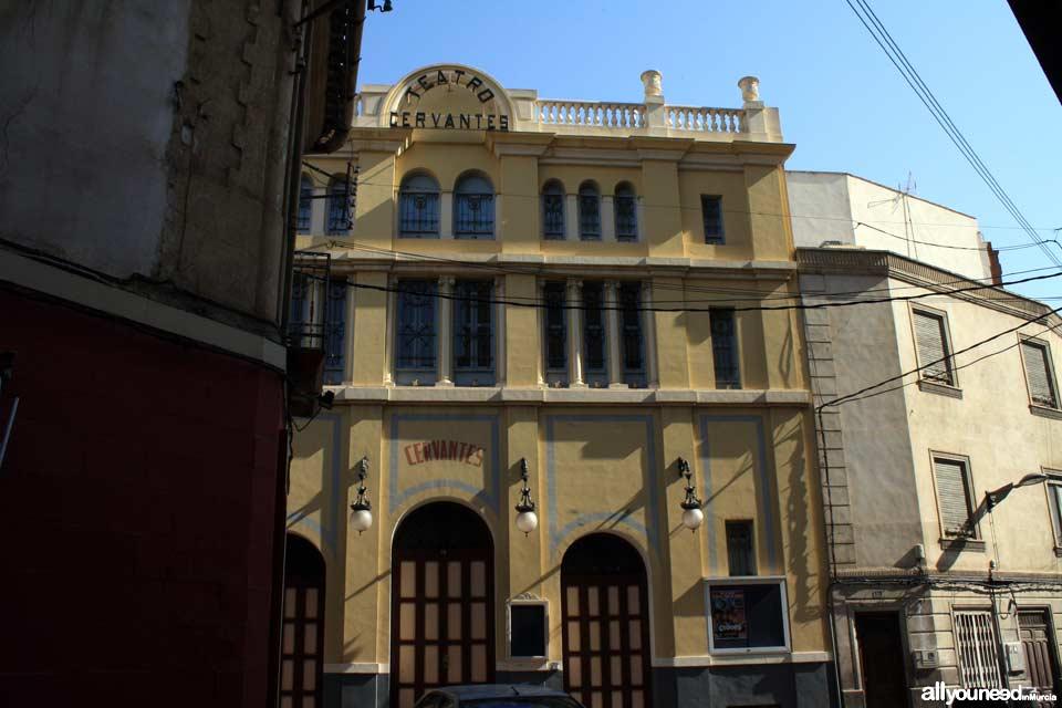 Teatro Cervantes. Abarán. Obras de Teatro. Programación | Teatros
