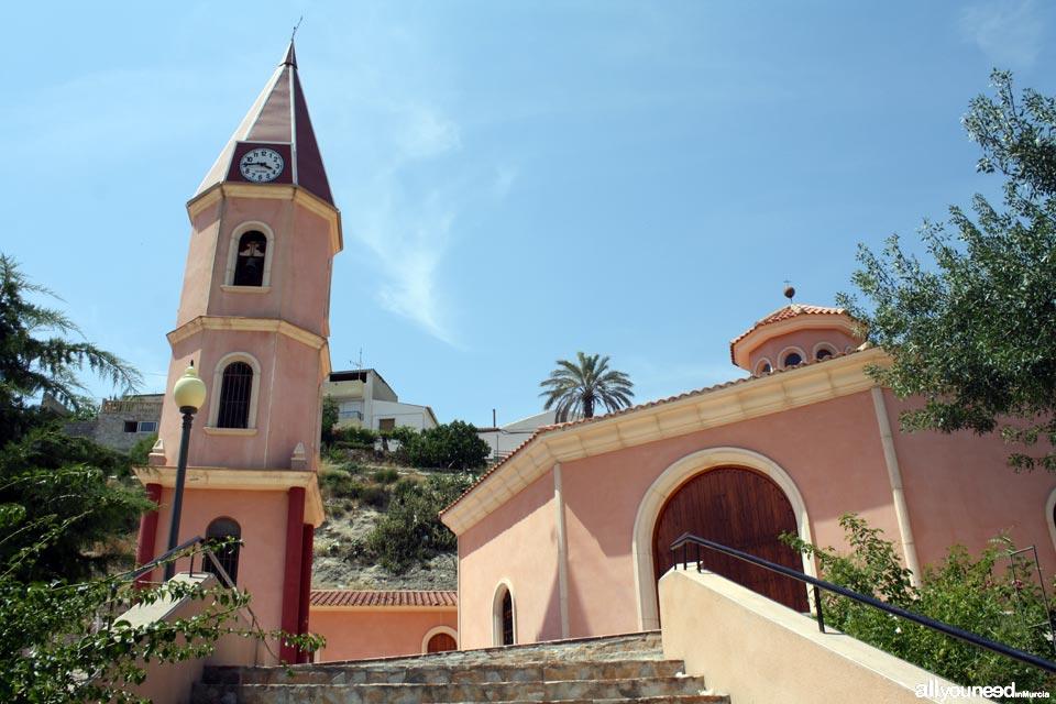 Iglesia Virgen del Oro