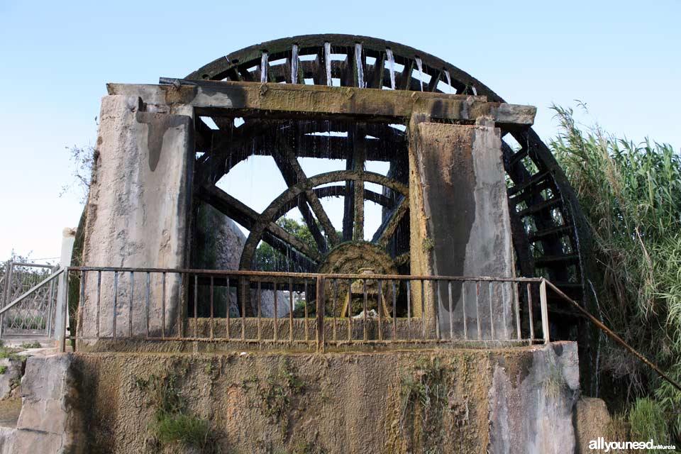 Hoya D. García Waterwheel