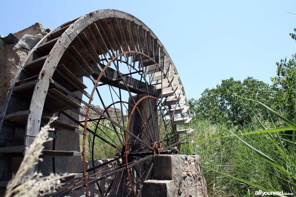 Félix Cayetano Waterwheel