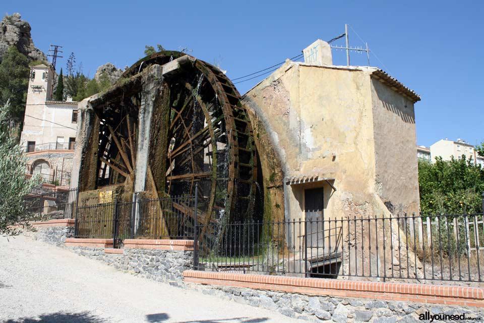 Grande Waterwheel