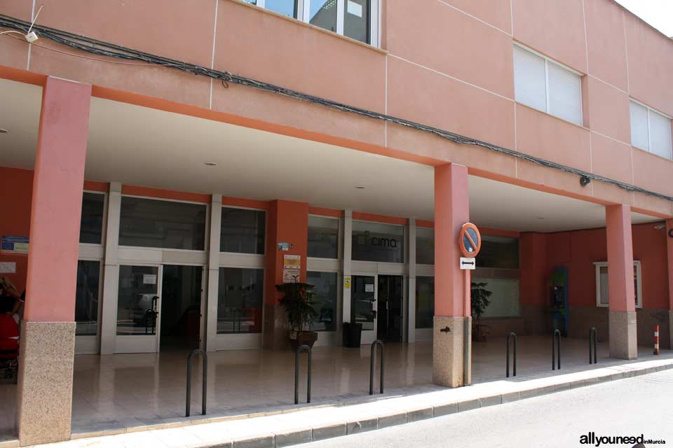 Oficina de turismo de abar n for Oficina turismo murcia
