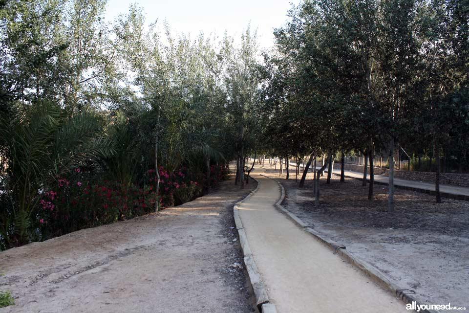 El Jarral Dam Park