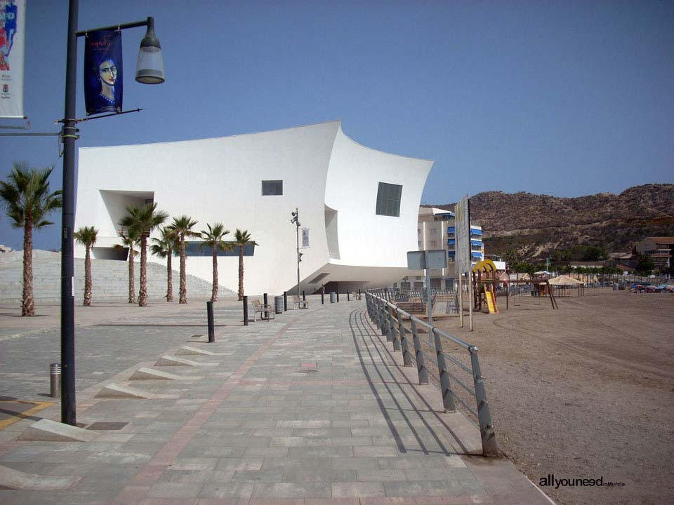 Auditorio y Palacio de Congresos de Águilas