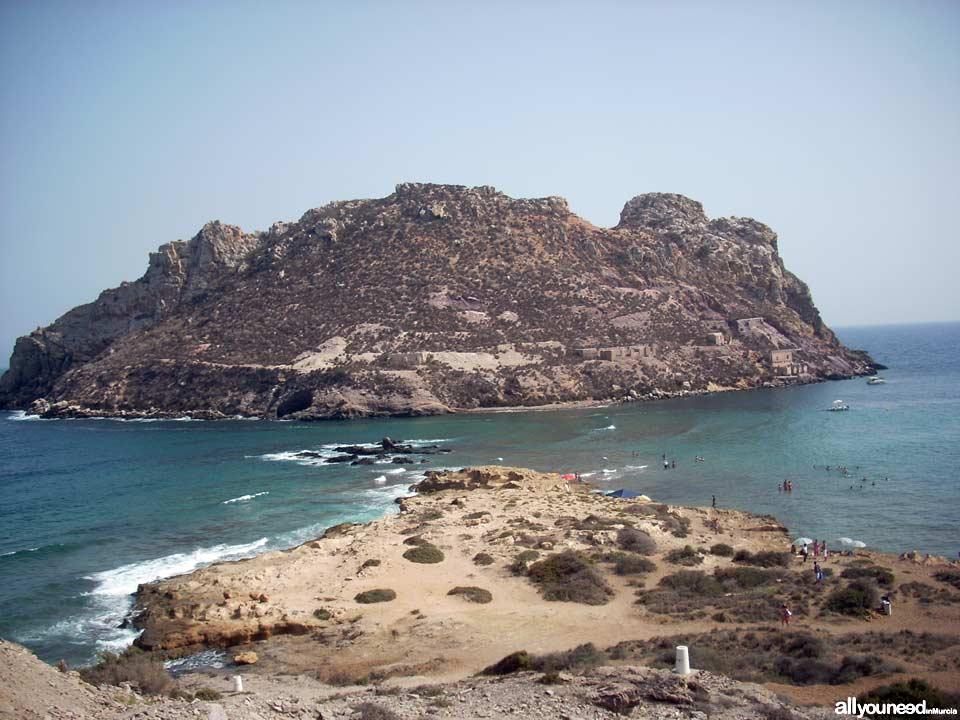 Isla del Fraile de Águilas