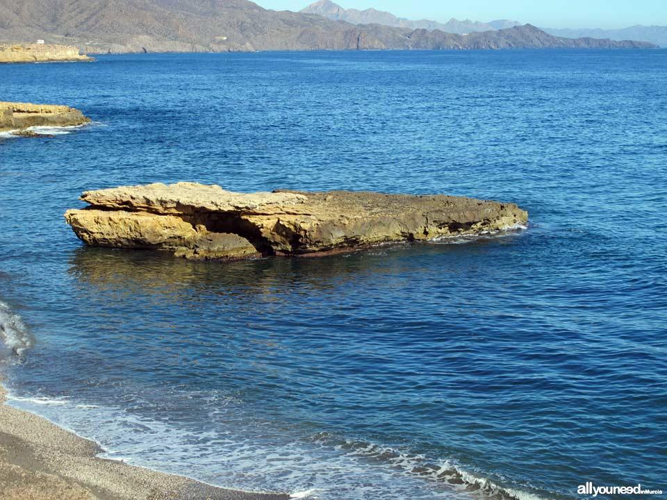 Playa de la Galera de Águilas