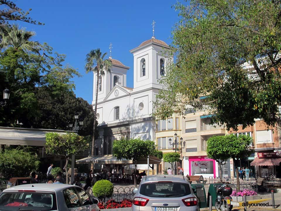 Parroquia de San José de Águilas