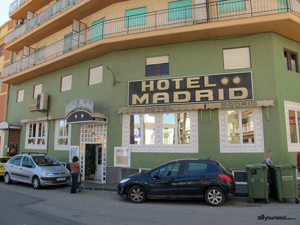 Hotel Madrid **
