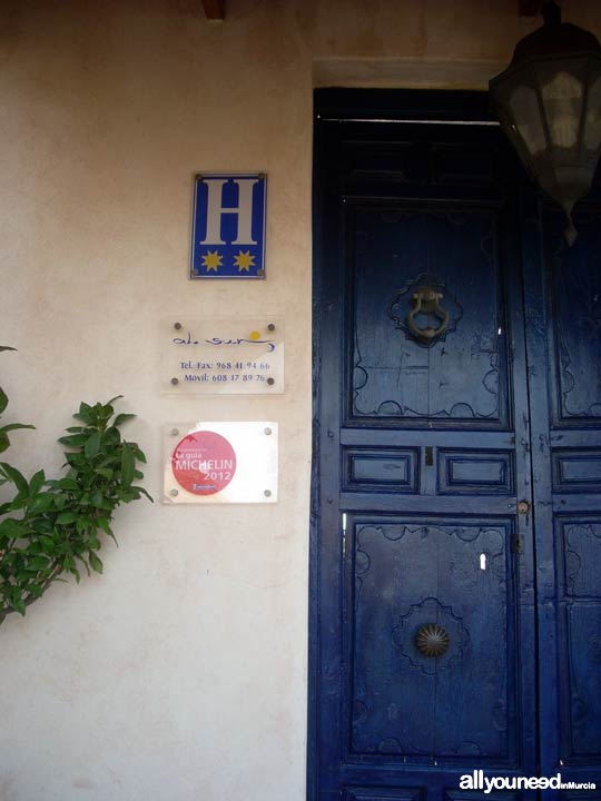 Hotel Al Sur en Águilas