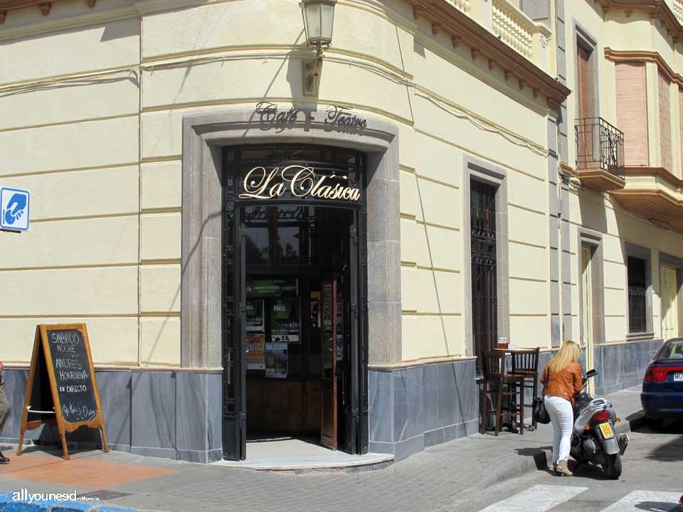 Cafe Teatro La Clasica