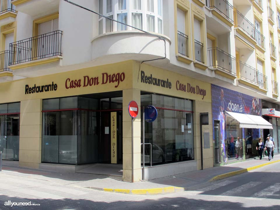 Restaurante Casa Don Diego