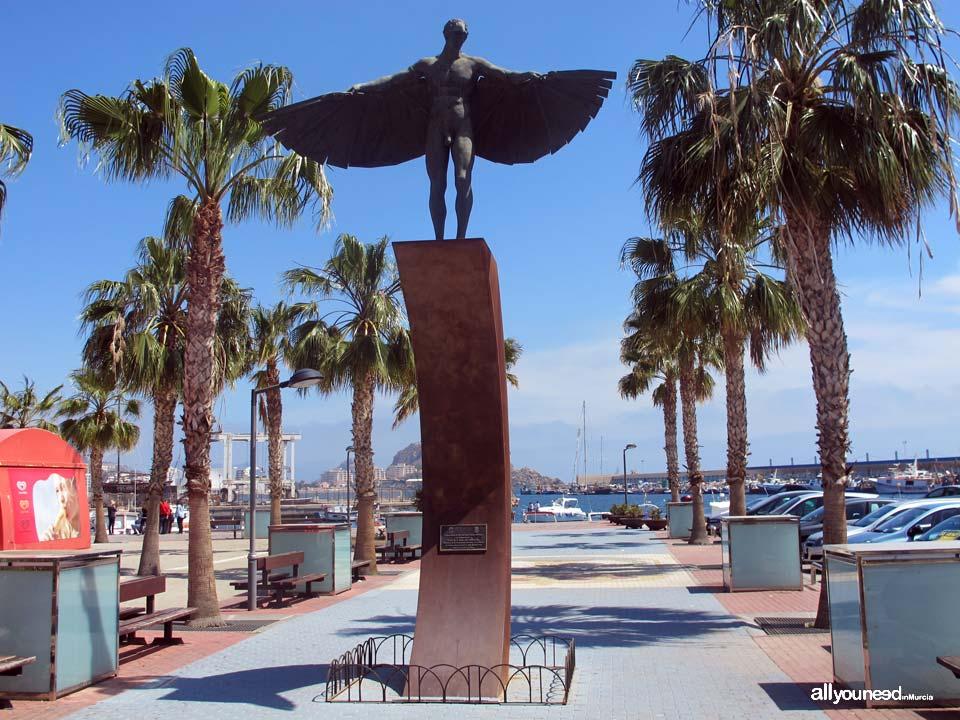 Monumento a Ícaro