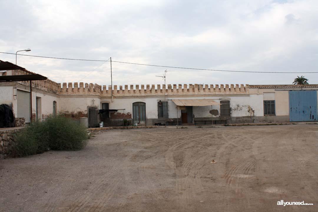 Old House. Torre de Las Palomas