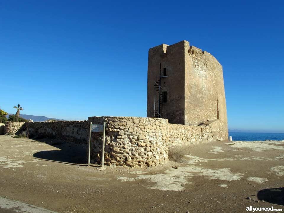 Torre de Cope en Águilas