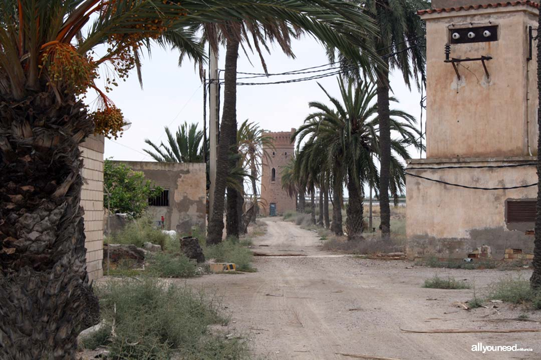 Torre de Las Palomas