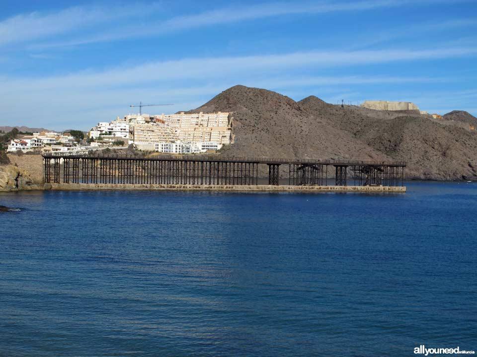 Hornillo Pier