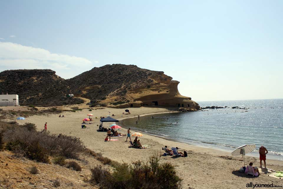 Cala de Los Cocedores/Cala Cerrada. Almería