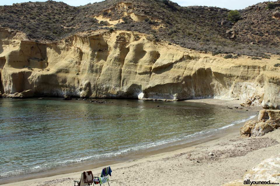Cala Los Cocedores. Almería
