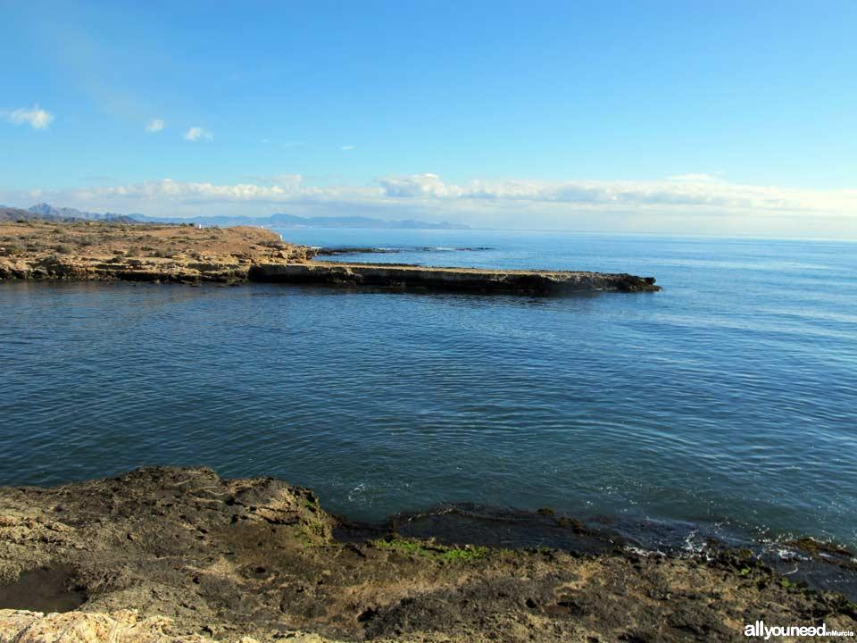 Pozo de las Huertas Cove
