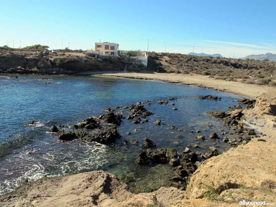 Cala Cueva de las Palomas/ Cala Mijo
