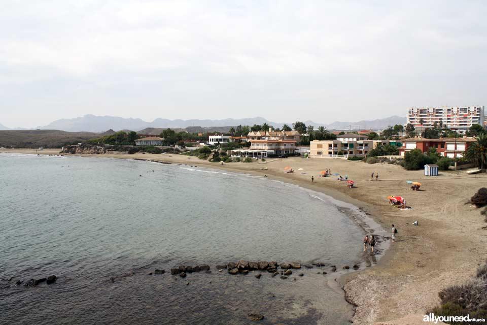 Calarreona Beach