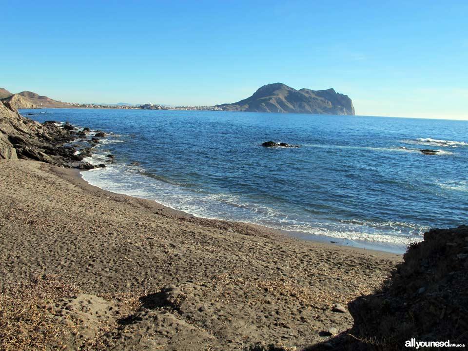 Barranco de la Mar Beach