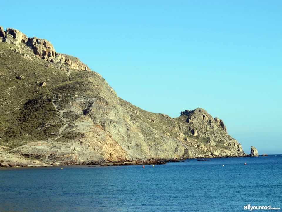 Playa de Calabardina