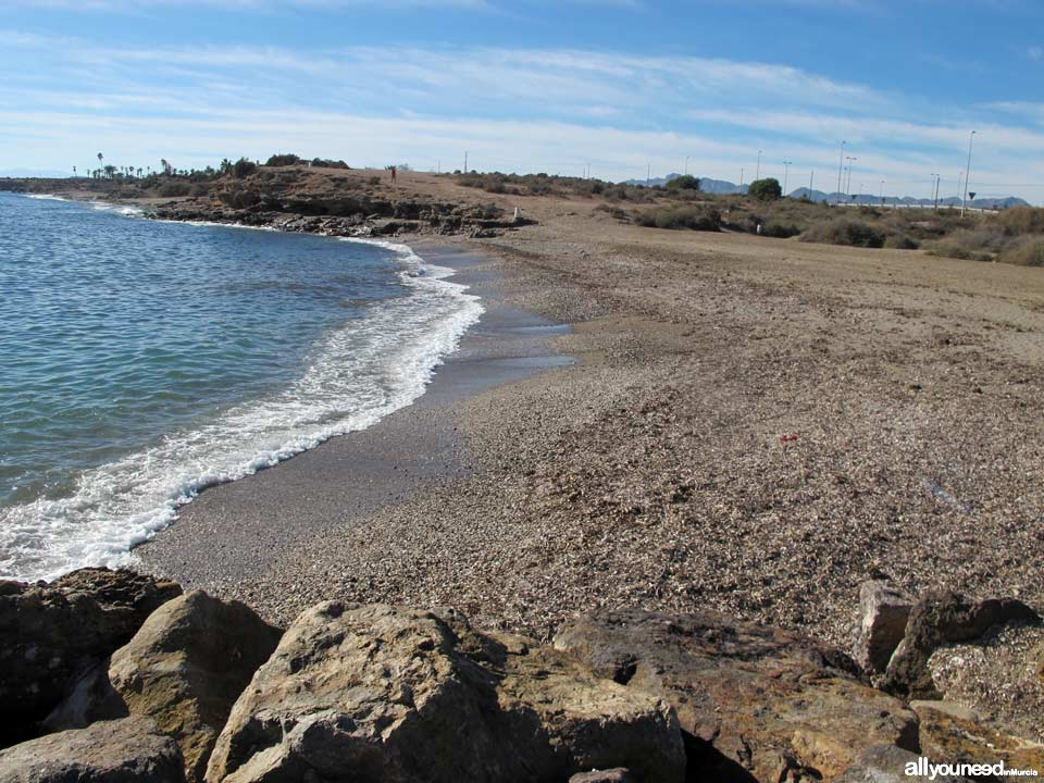 Playa de la Cañada del Negro