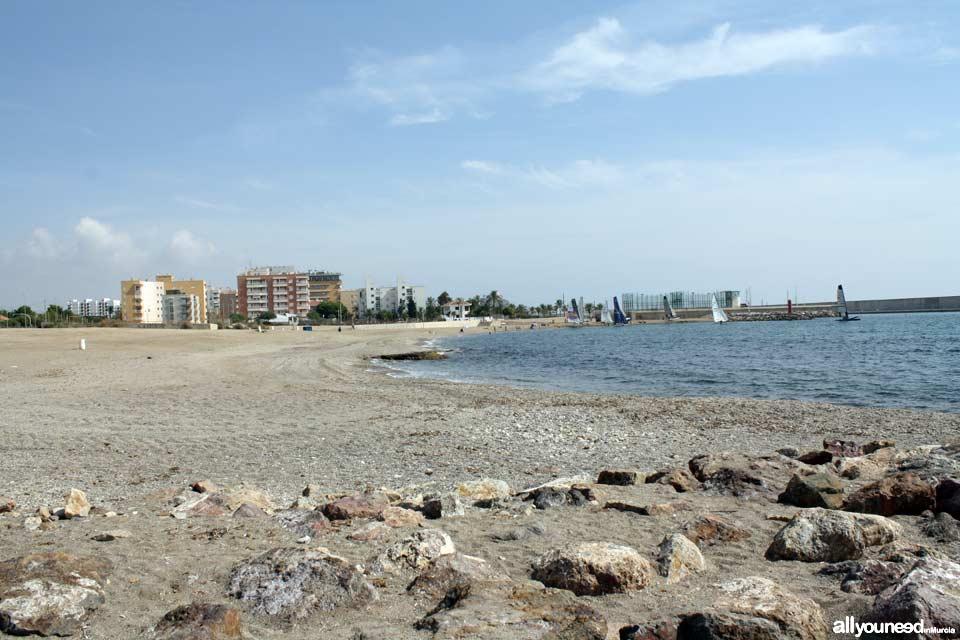 Playa de la Casica Verde