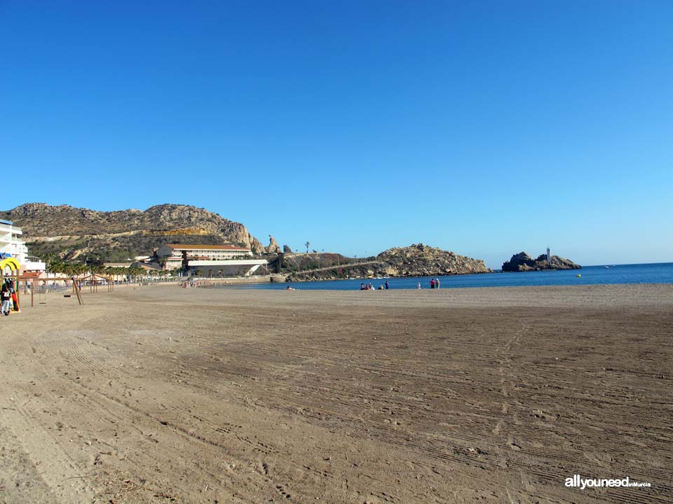 Delicias Beach