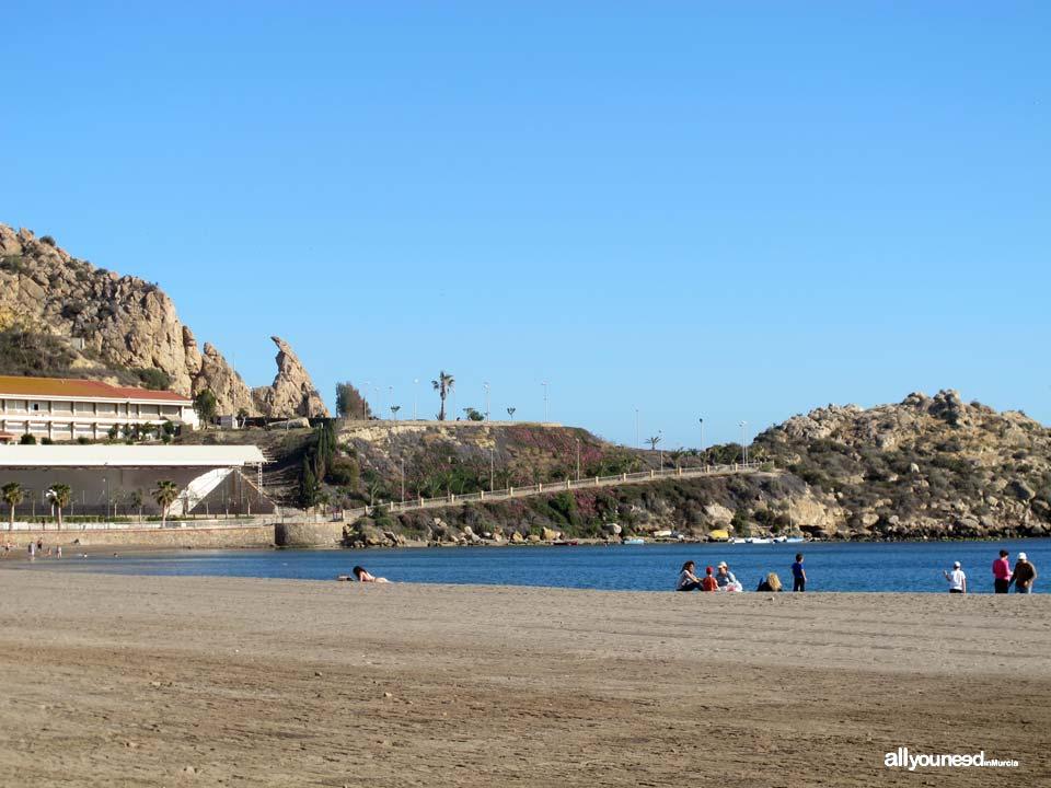 Playa de las Delicias