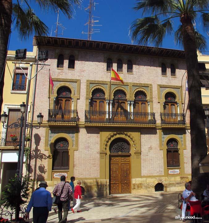 Águilas Town Hall