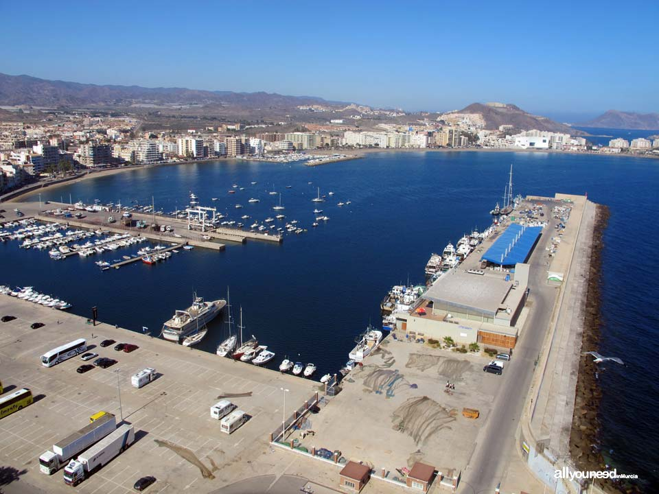 Puerto Marítimo Águilas