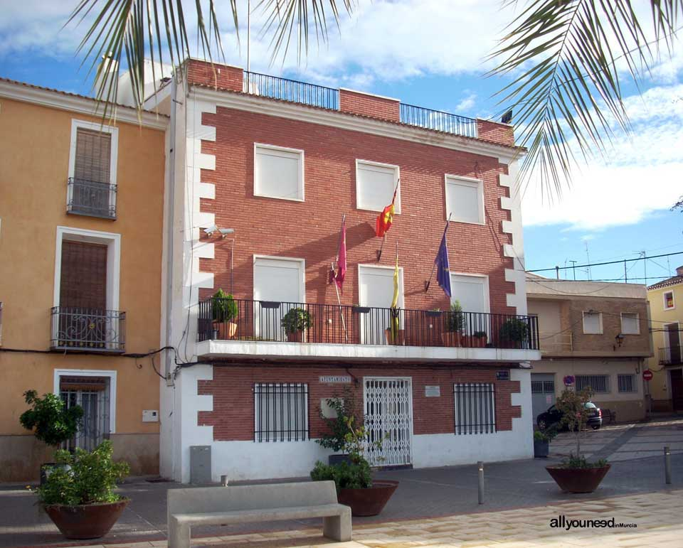 Ayuntamiento de Albudeite