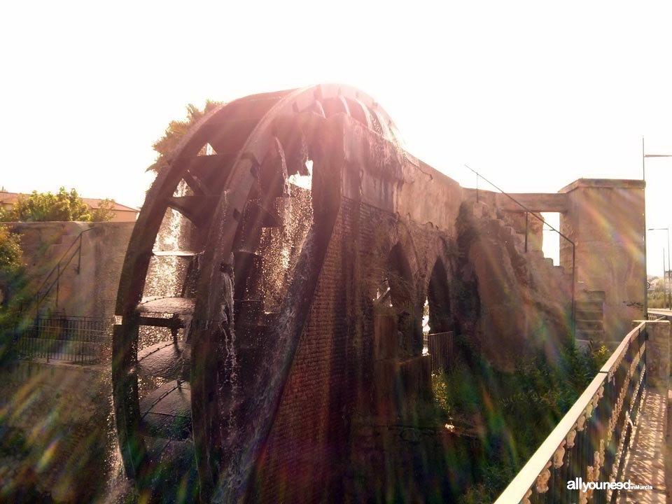 Alcantarilla Waterwheel